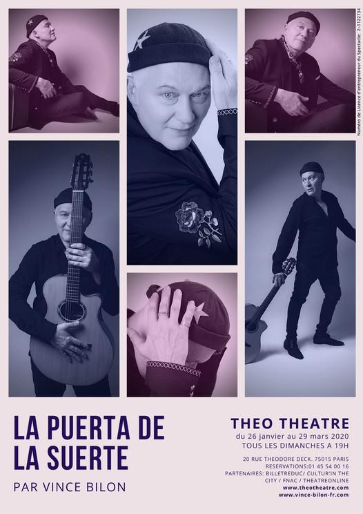 affiche Théo Théâtre 2020