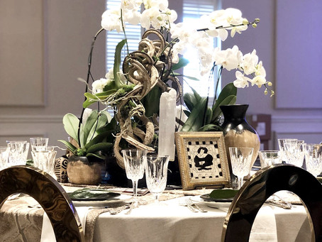 3 Elements of the Perfectly Set Table