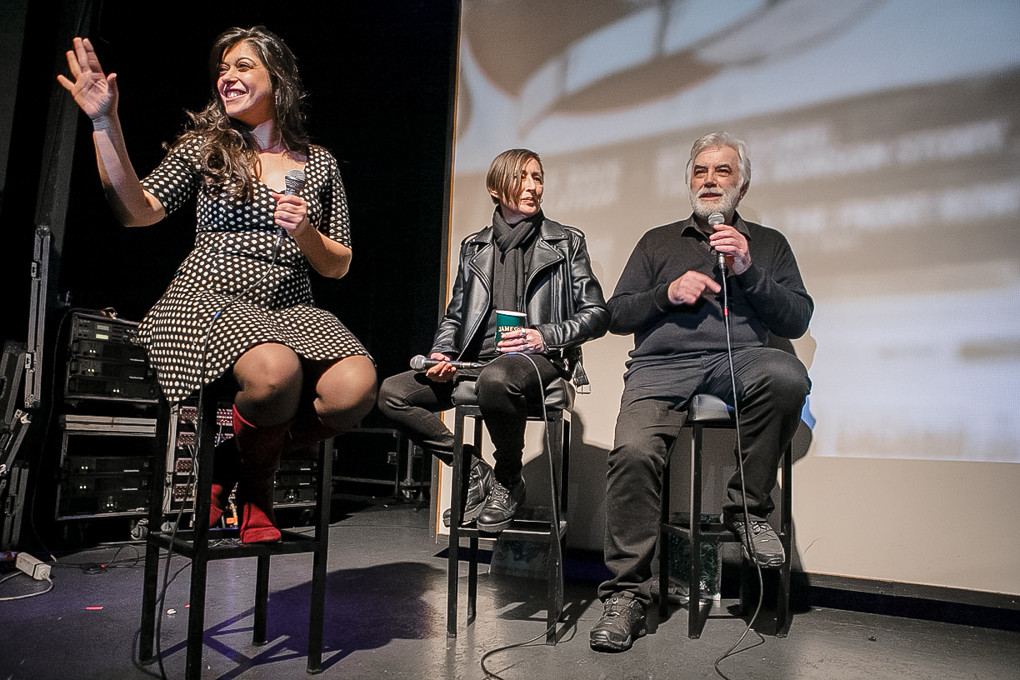 GSFF Panel 2019 © Chris Kissadjekian