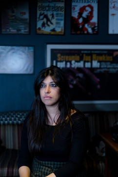 Iliana Danezi (4 Levels of Existence) © Jo Brent Photography
