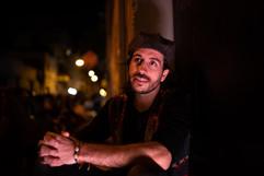 Miguel Angel Cano Santizo (Greek Rock Revolution) © Jo Brent Photography