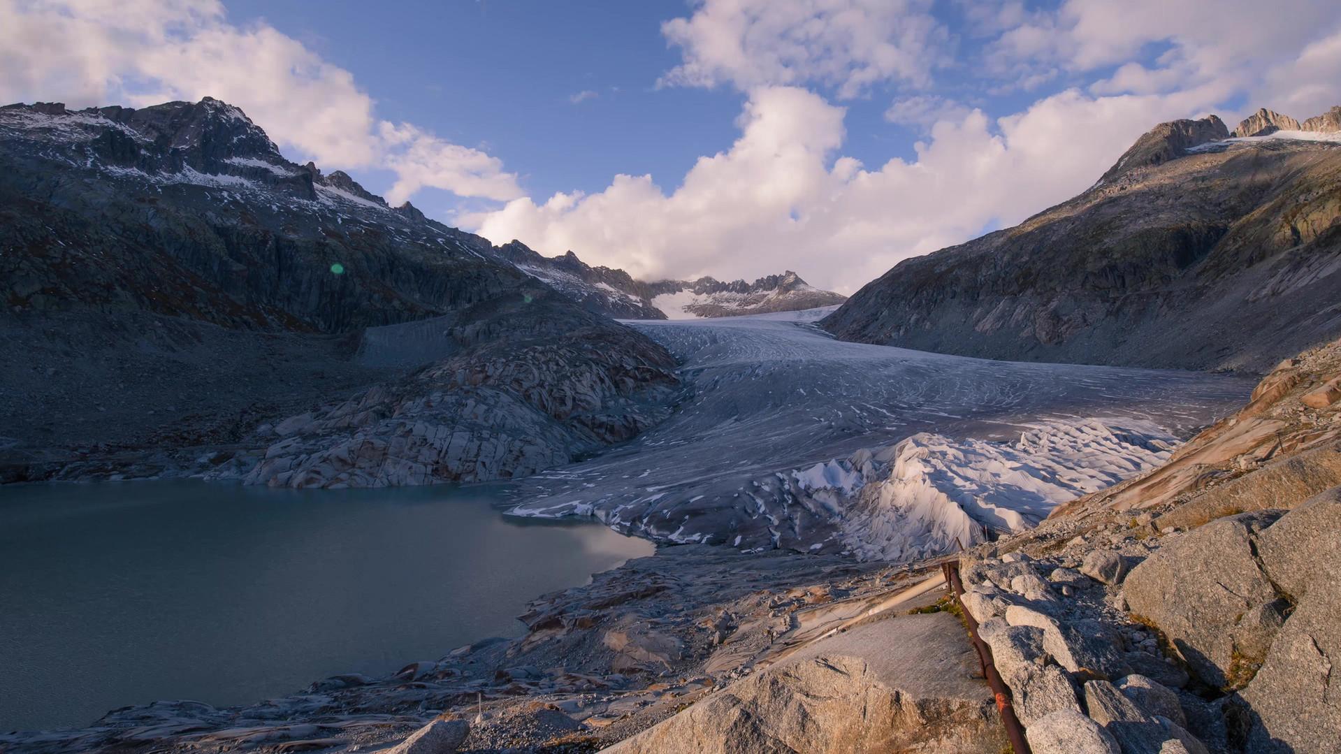 Time lapse Furkapass ghiacciaio.mp4