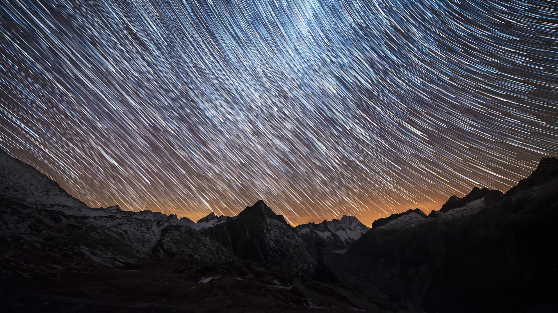 time lapse Startrail.mp4