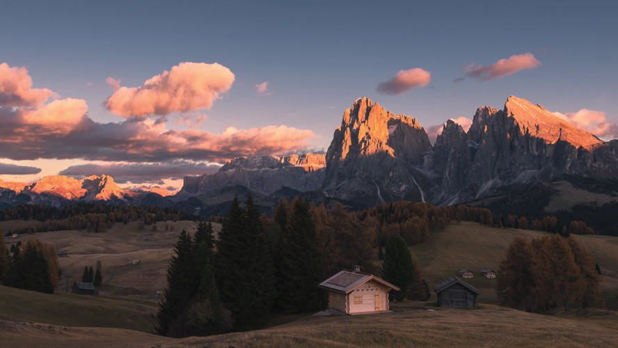 Time lapse tramonto siusi 2.mp4