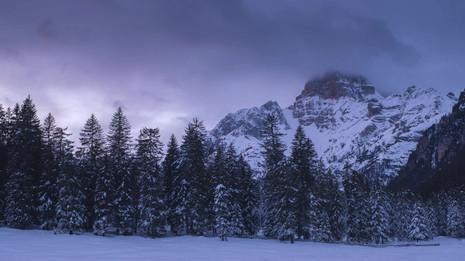 Time lapse tramonto Carbonin_4K.mp4