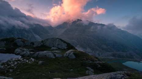 Time lapse laghi tramonto.mp4