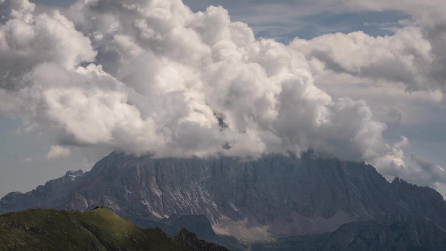 Time lapse nuvole rif. Nuvolau.mp4