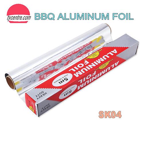SK04,Food Grade BBQ Aluminum Foil
