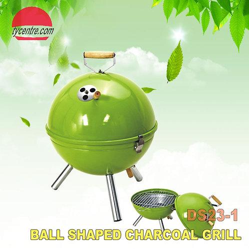 """DS23-1, 14""""Small Round Grill  Barbecue in Cute Design"""