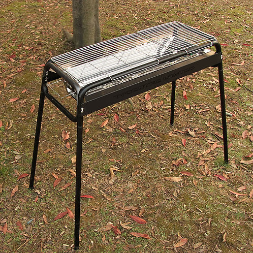 DS-12, 75cm Extending Foldable Charcoal BBQ Grills.