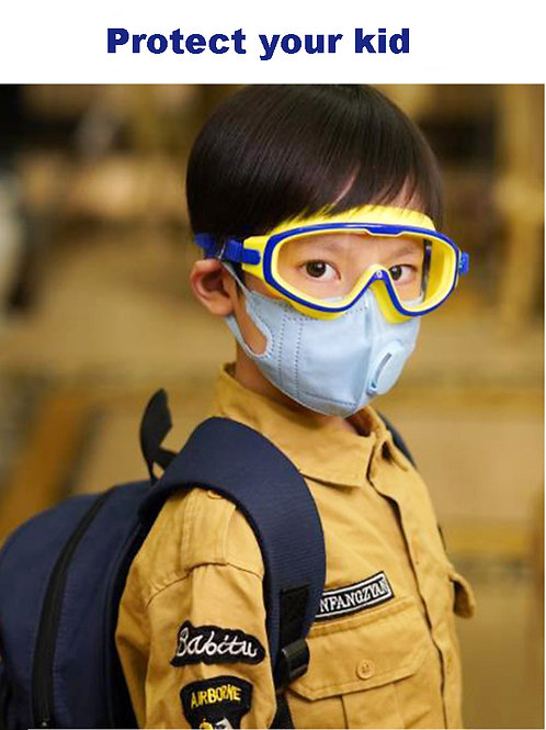 KS-202, Children Goggles Eyes Protective Glasses.