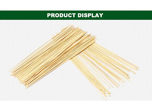 SK01-1, Disposable Bamboo Skewers for BBQ Grill.