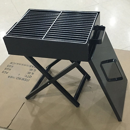 DS-10S,  30x40cm, Small X Barbecue Charcoal Grill BBQ in Different Sizes