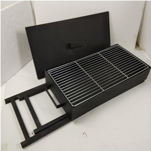 DS-10M2, 30x80cm, X Barbecue Charcoal Grill BBQ in Different Sizes