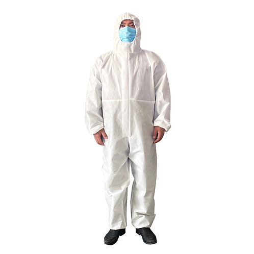 F-13MY, Standard Disposable Protective Clothing Isolatoin Cloth