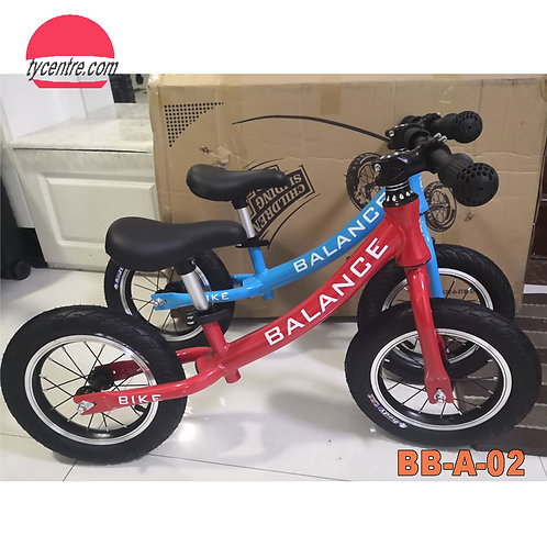 BBA-02,aluminum children balance bike with different color.