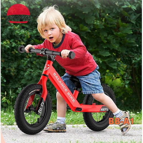 BB-A1, aluminum molding frame balance bike for kids