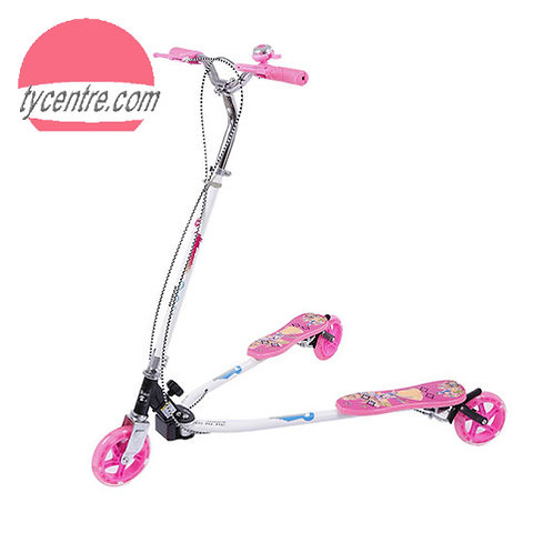 SS8068M-W1-F, frog scooters / swing scooters for kids