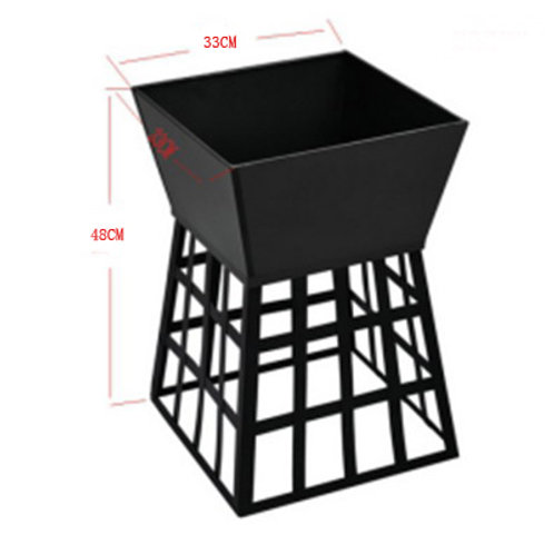 HP-02,Square Fire Bowl Pit for House.