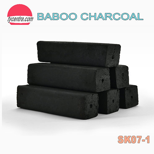 SK07-1, Bamboo / Wood Powder Charcoal for BBQ