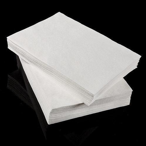 White Smooth Salon Towel 80 x 40 cm