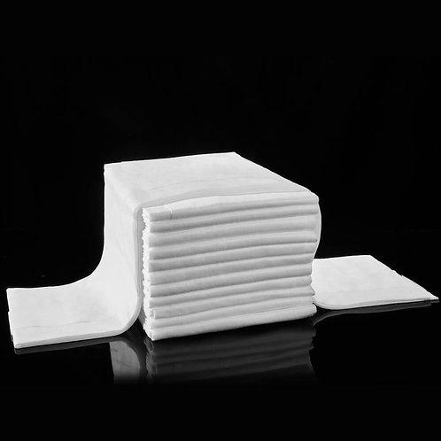Spa Towel White Smooth 140 x 80 cm