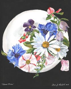 Farmers Almanac (Algonquian) Flower Moon