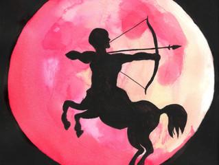 Hunter's Moon, October, Farmer's Moon