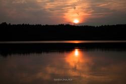 Lk Dennison 2015 Sunset