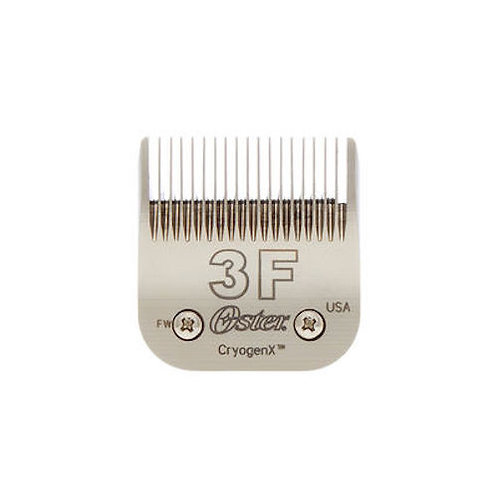 Oster Size 3F clipper blade
