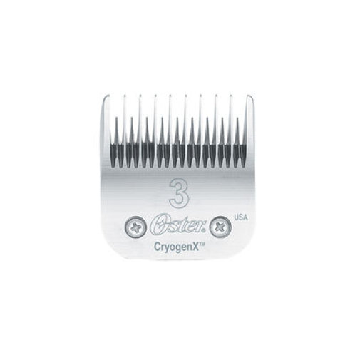 Oster Size 3 skip tooth clipper blade