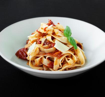 menu de grupo O Vitorioso - Pasta al Pomodoro