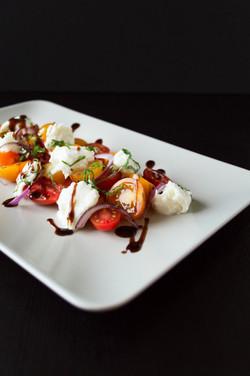 Jantares de grupo - Salada Caprese