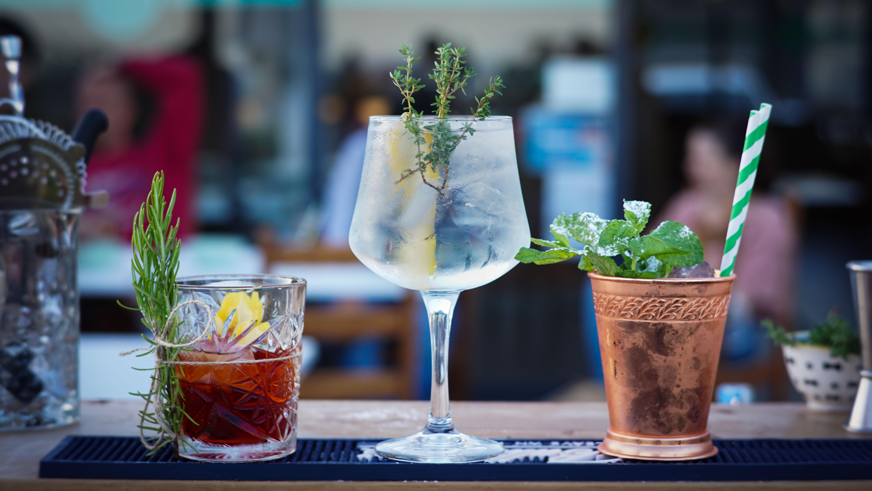 Jantares de Grupo - Cocktails