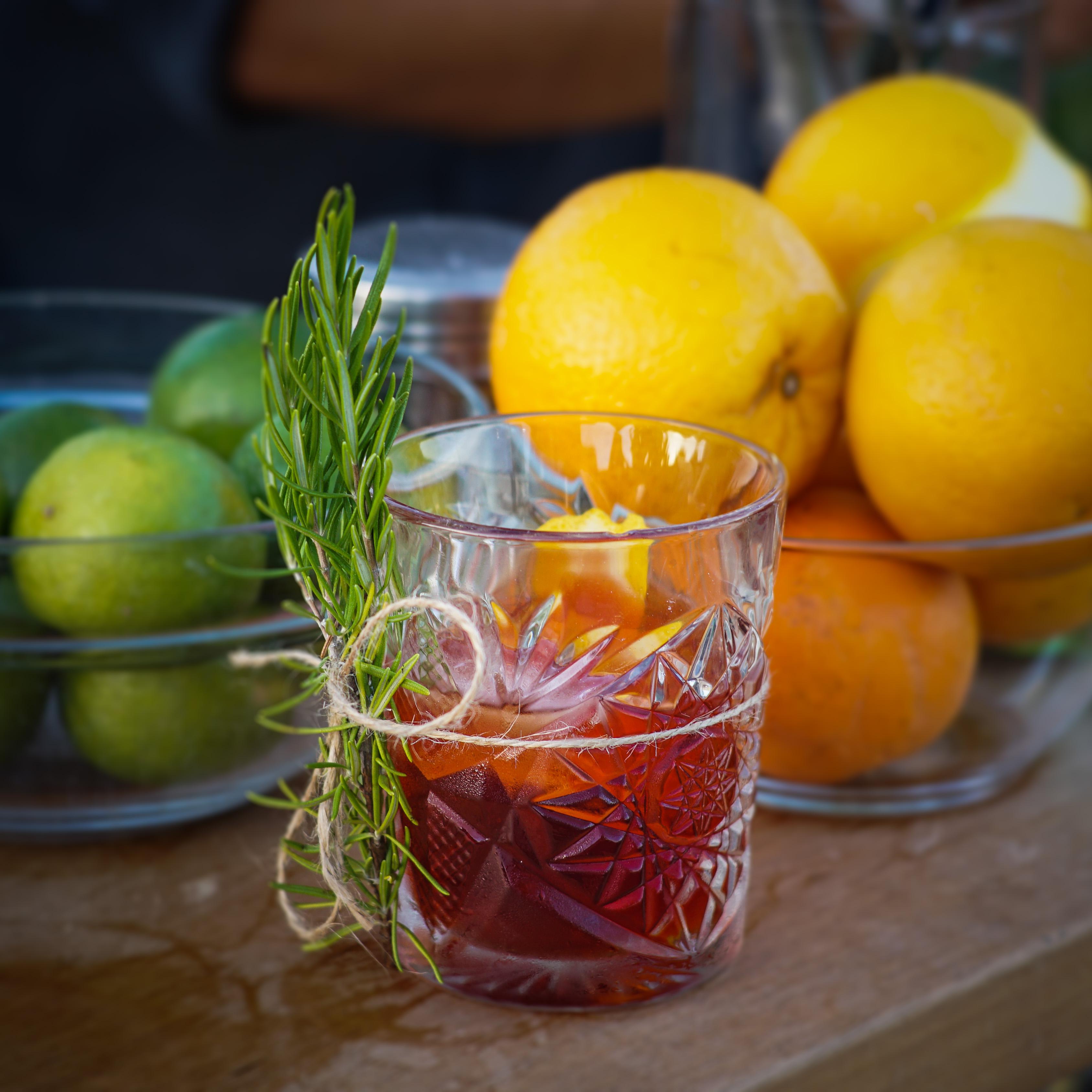 Jantares de Grupo - Cocktail Old Fashioned