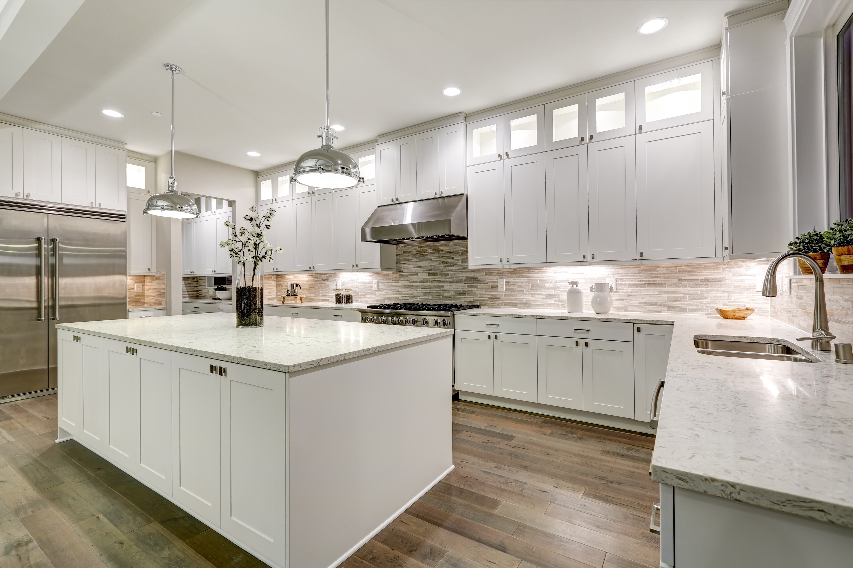 Kitchen Cabinet Refinishing Estimate