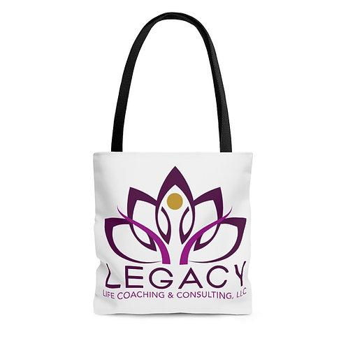 LEGACY Life Coaching Tote Bag