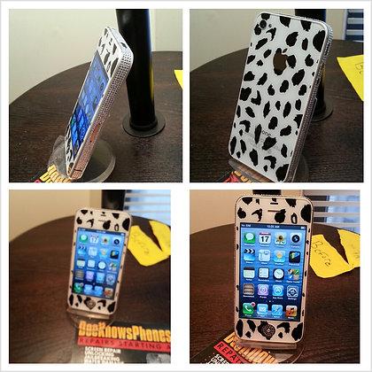 Panda Bear Style Iphone 4