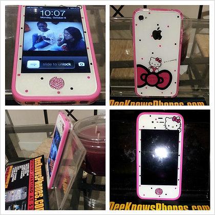 Iphone 4s Hello Kitty