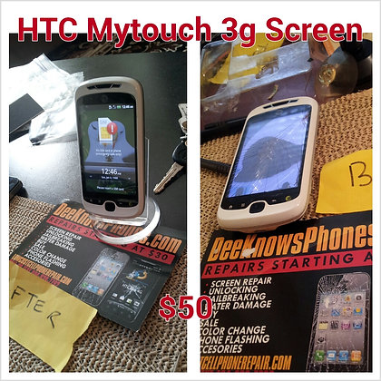 HTC MyTouch 3g Screen Repair