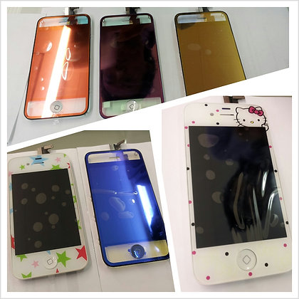 Iphone 4 or 4s Color Change