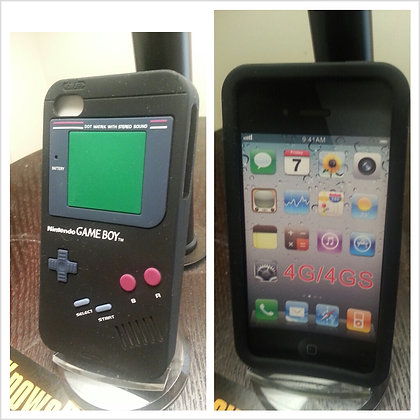 Iphone 4 & 4's Game Boy case