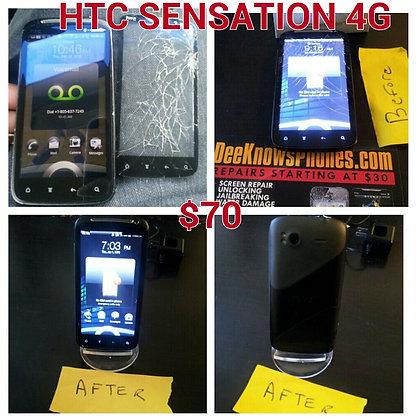 T-Mobile HTC Sensation 4g Screen Repair