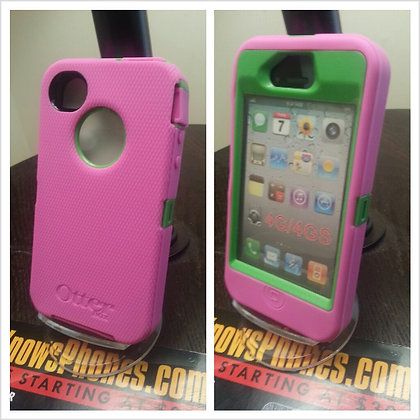 Iphone 4 & 4s Otter Box Defender (AKA Colors)