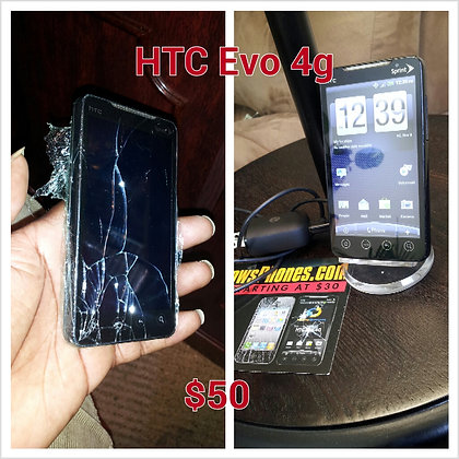 HTC Evo 4g Screen Repair