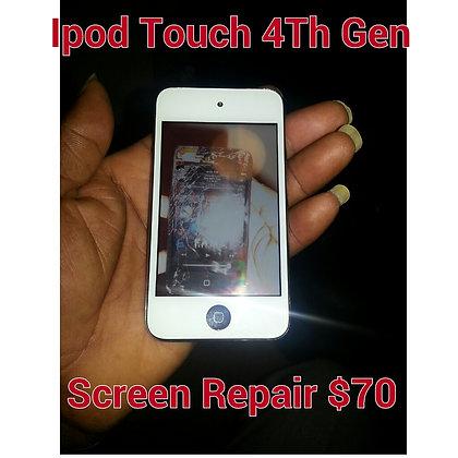 Ipod 4th Gen Digitizer & LCD Repair (combo)