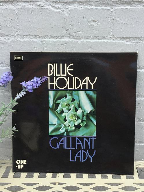 Billie Holiday 'Gallant Lady'