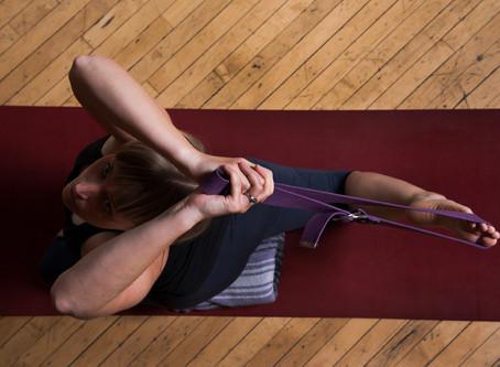 Sunday mornings at Yama Yoga