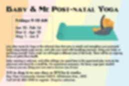 Baby n me post natal yoga postcards.jpg