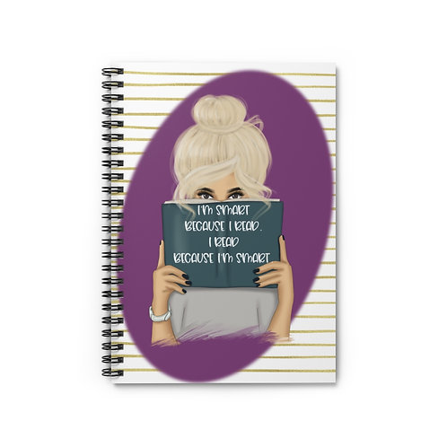 Smart Reader Spiral Notebook